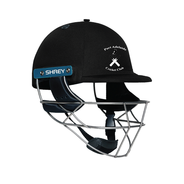 Port Adelaide CC Shrey Master Class Air 2.0 Helmet