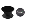'Pop Socket' Cell Phone Mobility Accessory With MARTIN Logo
