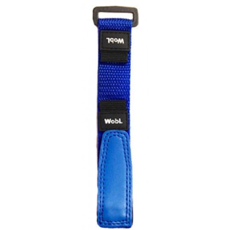 Blue WobL replacement band.
