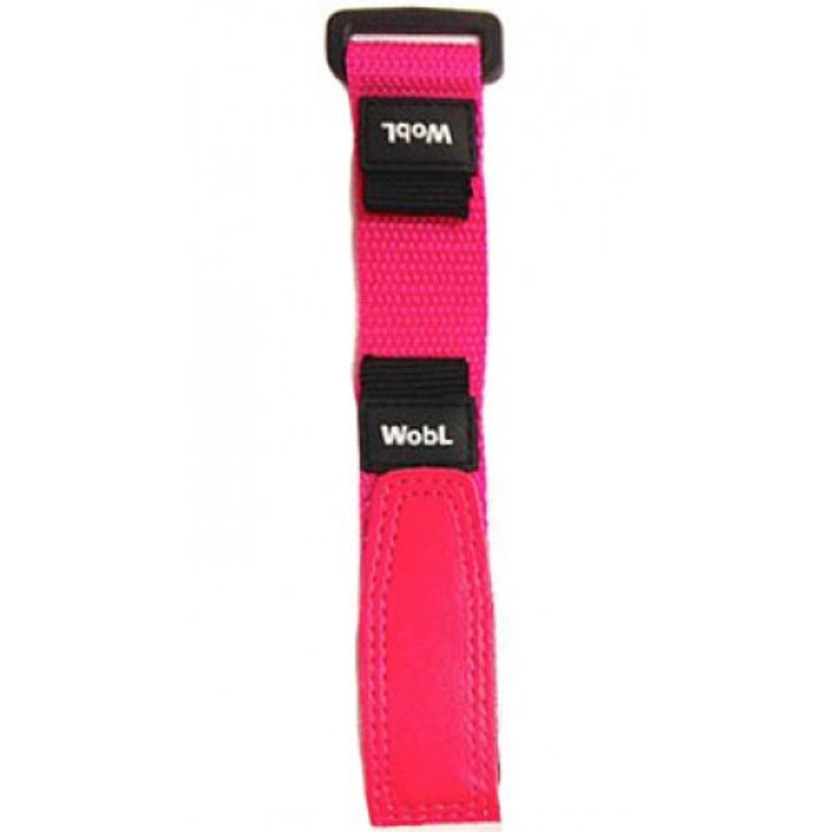 Pink WobL replacement band.