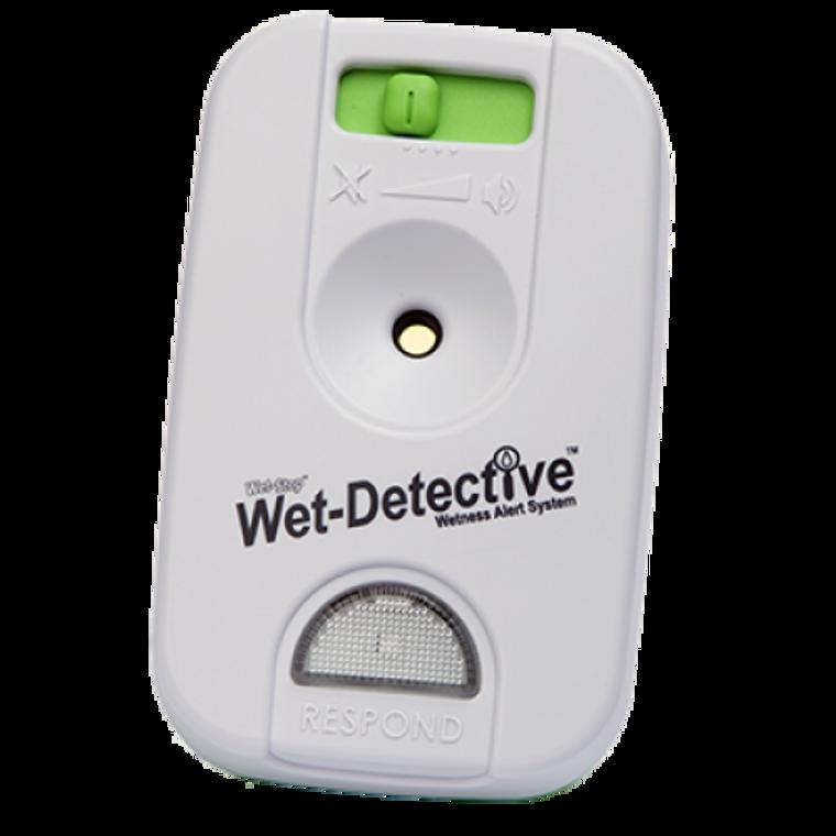 Wet-Detective alarm unit.