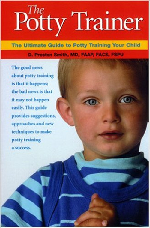 The Potty Trainer book cover.