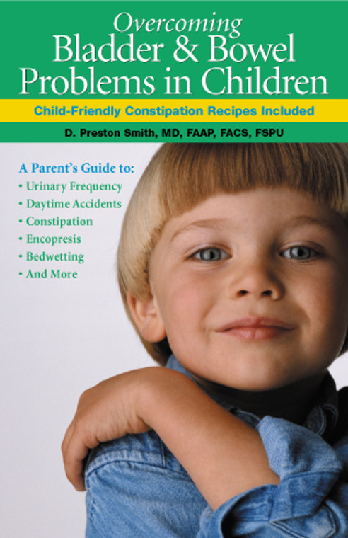 Overcoming Bladder and Bowel Problems in Children book cover.