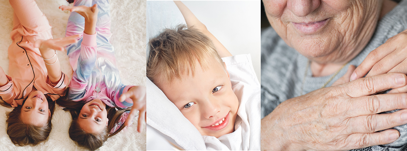 Your child can overcome bedwetting - and we help seniors, too!