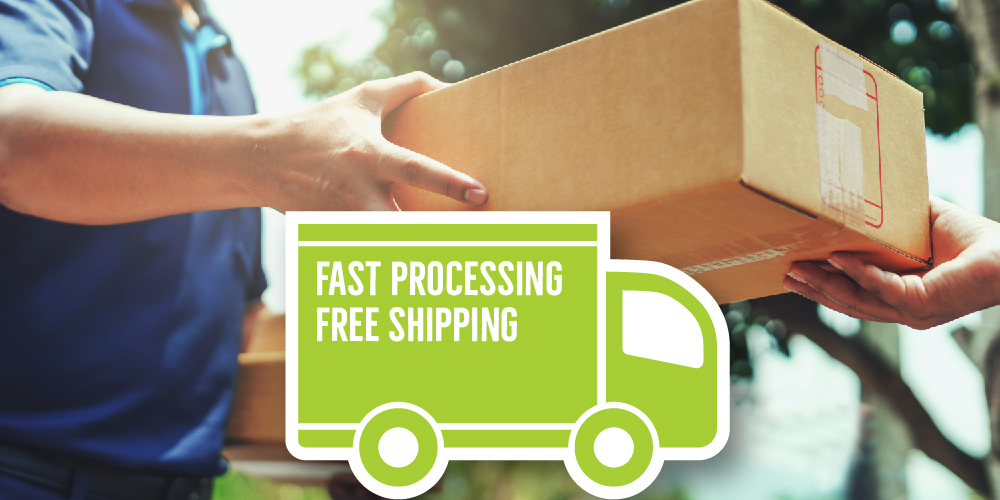 PottyMD offers fast processing and free shipping to continental U.S. destinations.
