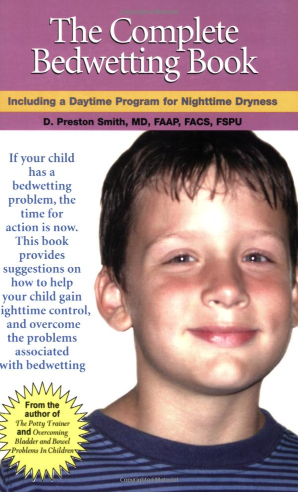 Cover of The Complete Bedwetting Book