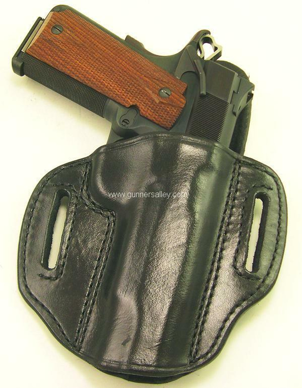 Shown with a 1911 Commander (4.25 inch barrel) - Right Hand