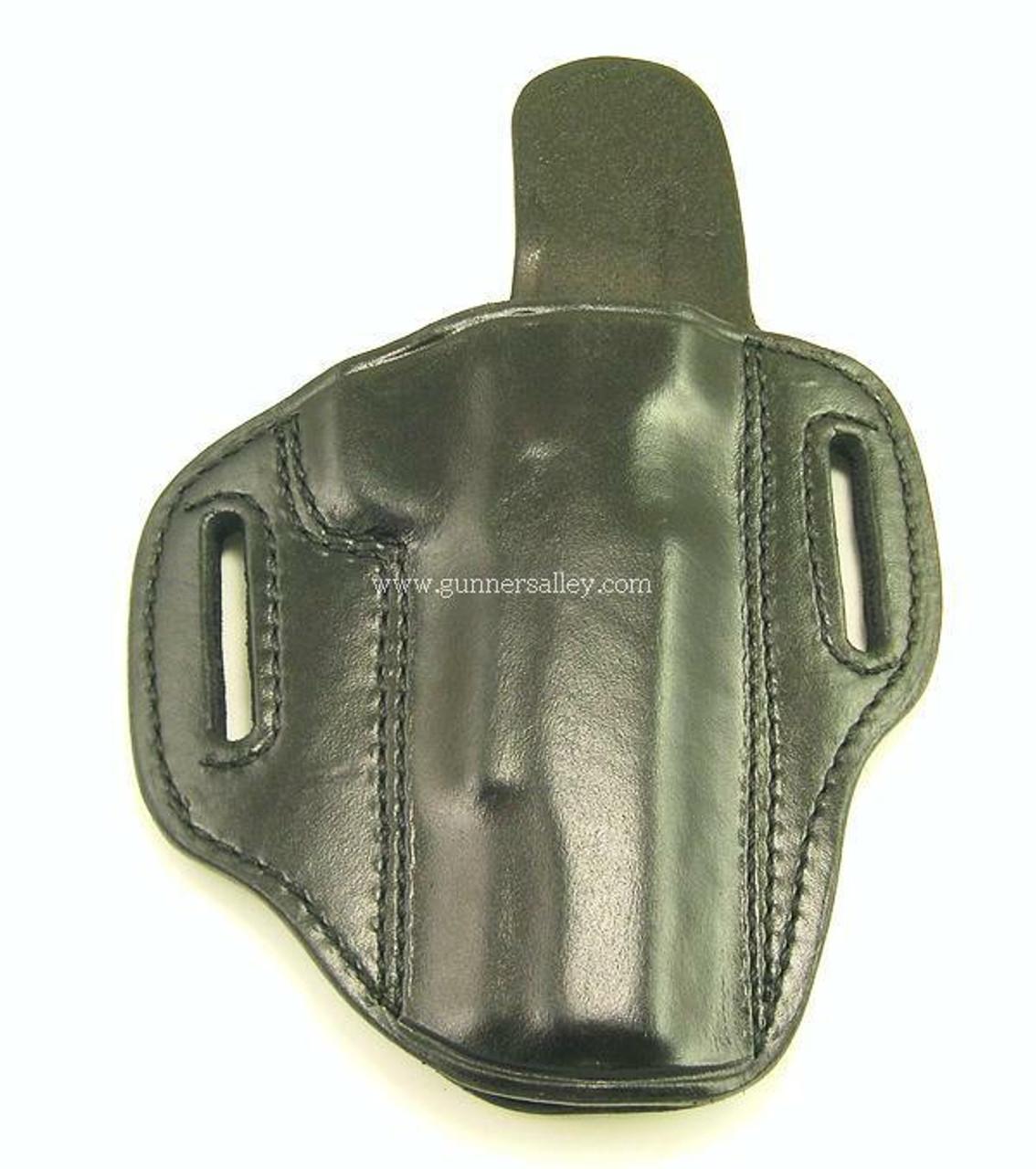 Colt Government Model (5 inch barrel) shown - Right Hand