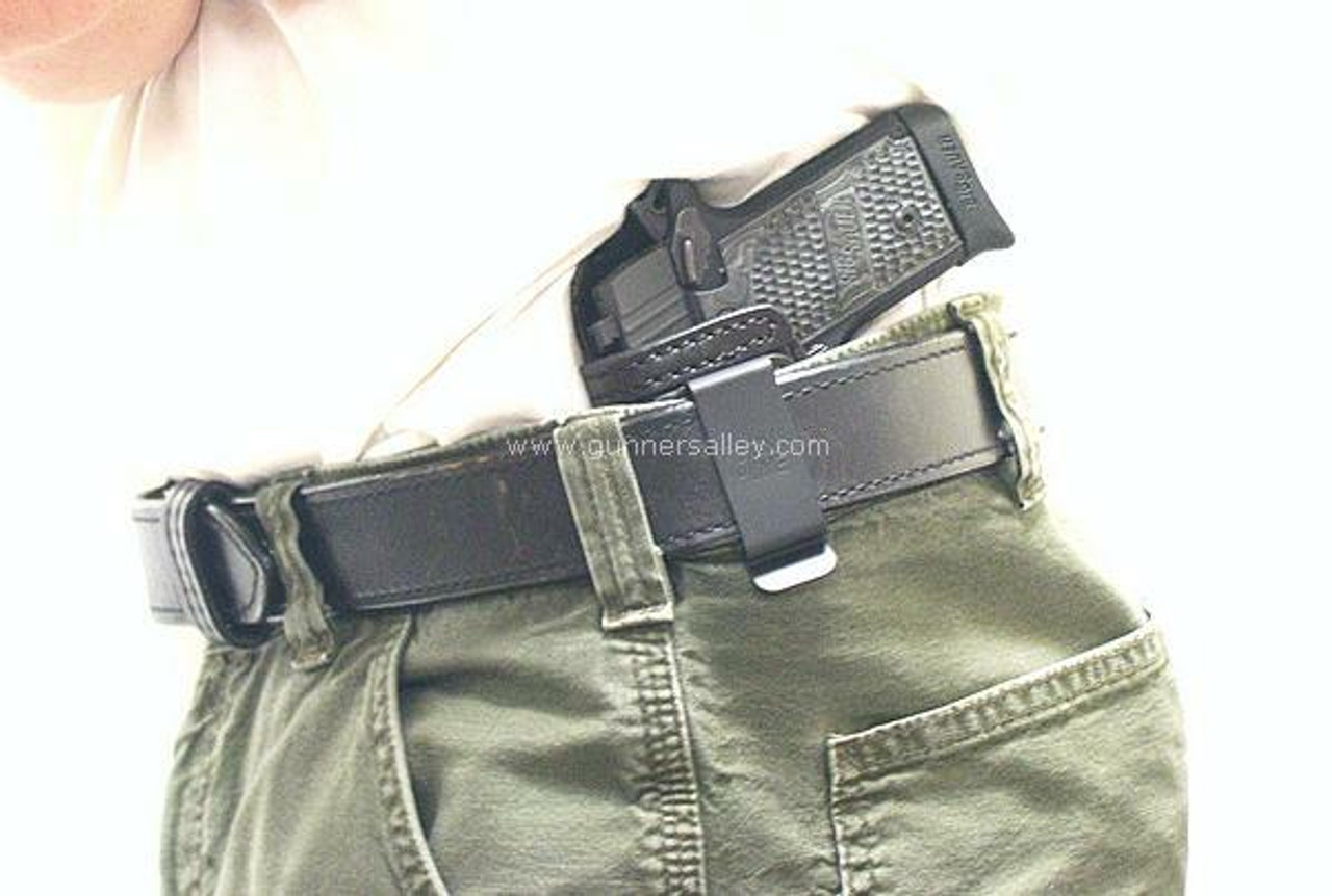 LH Model Shown on the Belt with a Sig P238 for Demonstration Purposes
