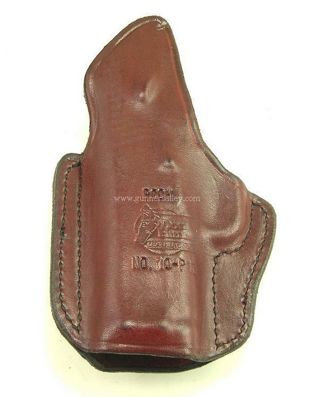 Right Hand Brown for a 3 inch 1911 - Back view