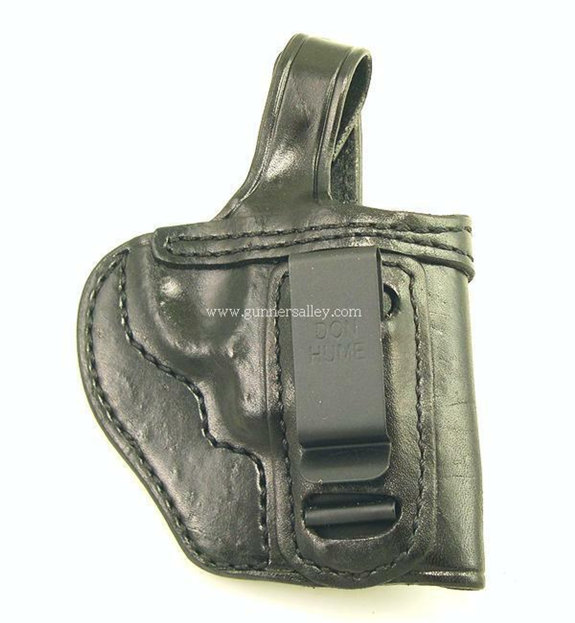 Right Hand - Black - Don Hume H715MWCS for a Ruger LCR