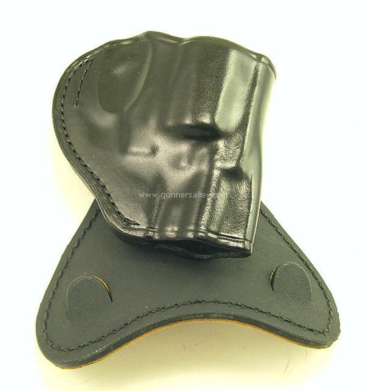 Right Hand Black Model for a S&W J frame 2 inch
