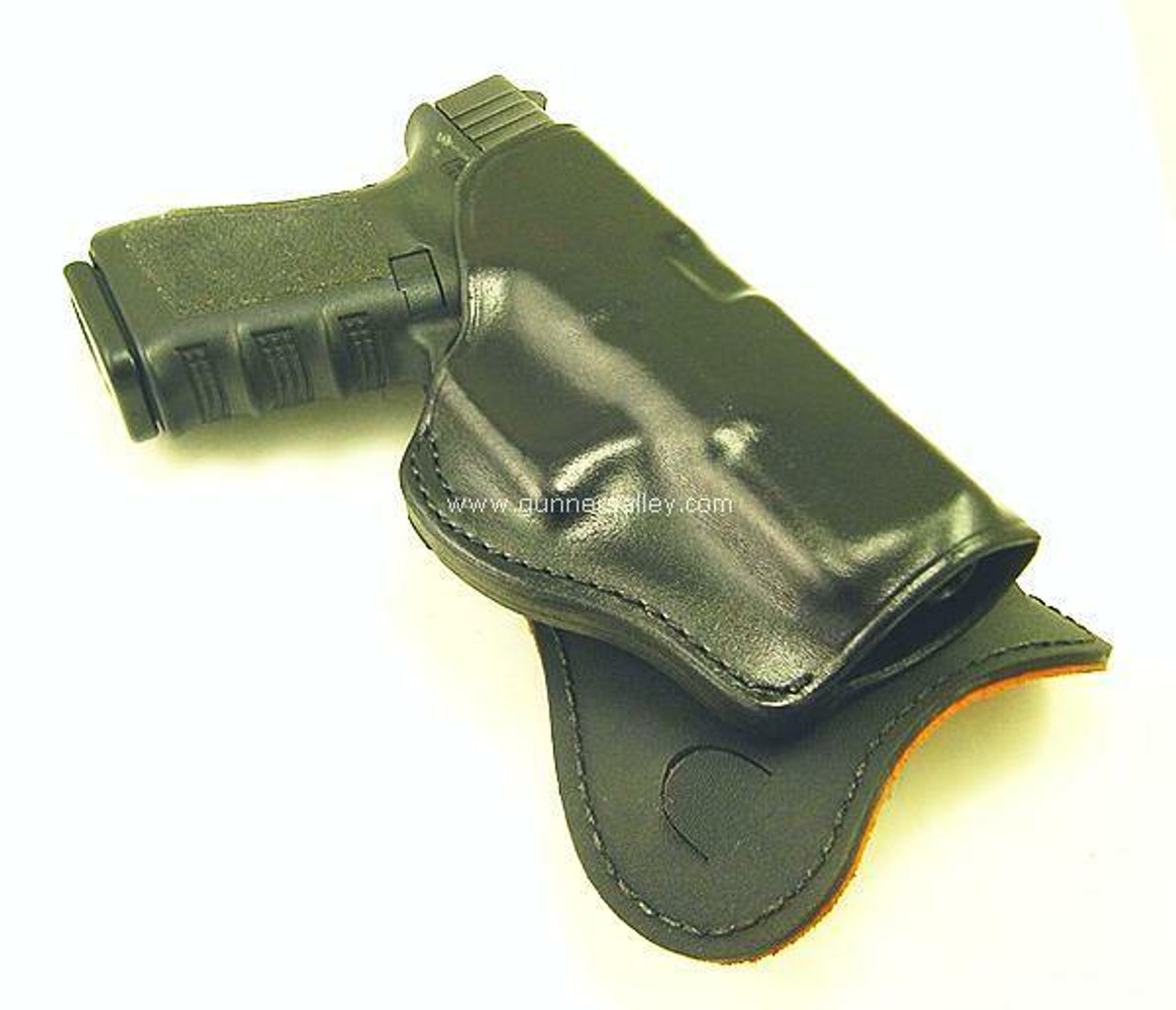 Black - Profile View - Shown with a Glock 19 for Demonstration Purposes