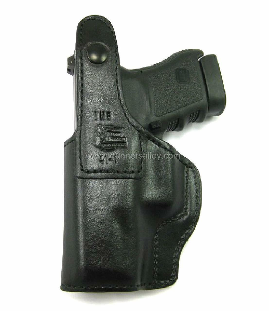Rear View - Shown with a Glock 30 for Demonstration Purposes