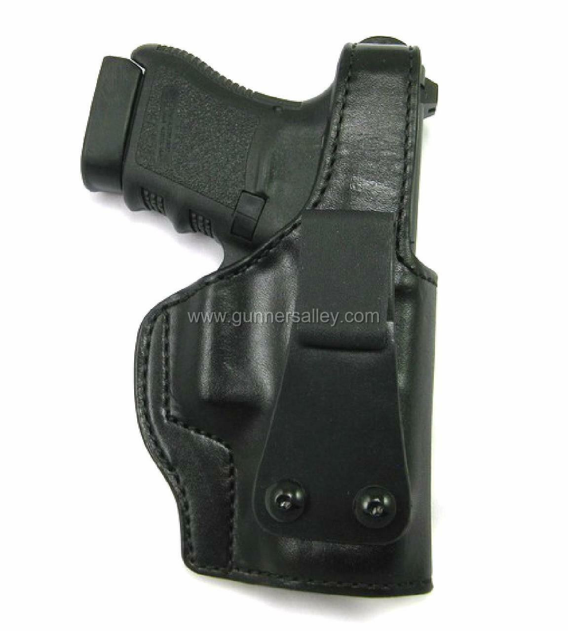 Front View - Shown with a Glock 30 for Demonstration Purposes