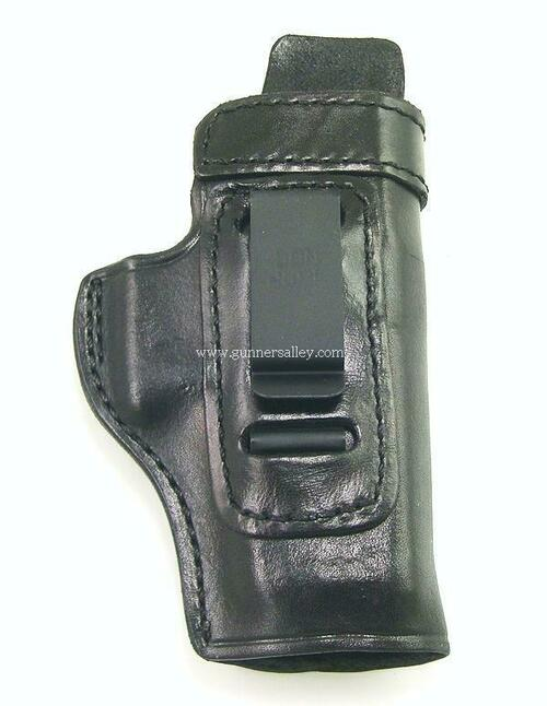 Front View - Black - Right Hand - Shown for a Glock 19 for Demonstration Purposes