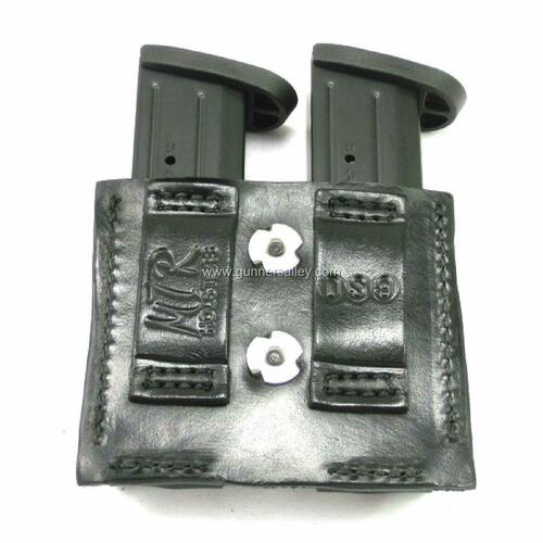 Rear View - Shown with S&W SD9 Magazines for Demonstration Purposes