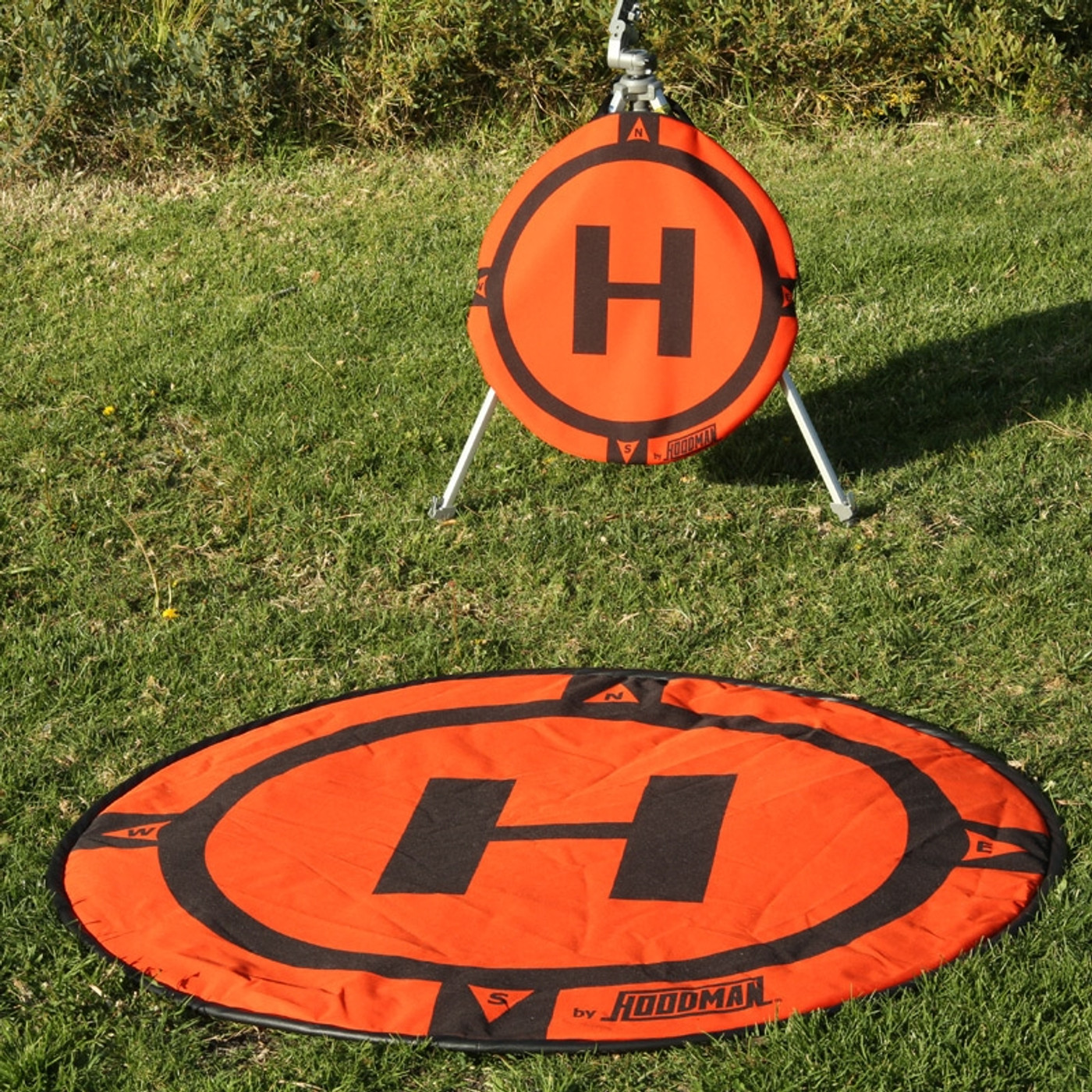 Hoodman 5 Ft. Diameter Drone Landing Pad