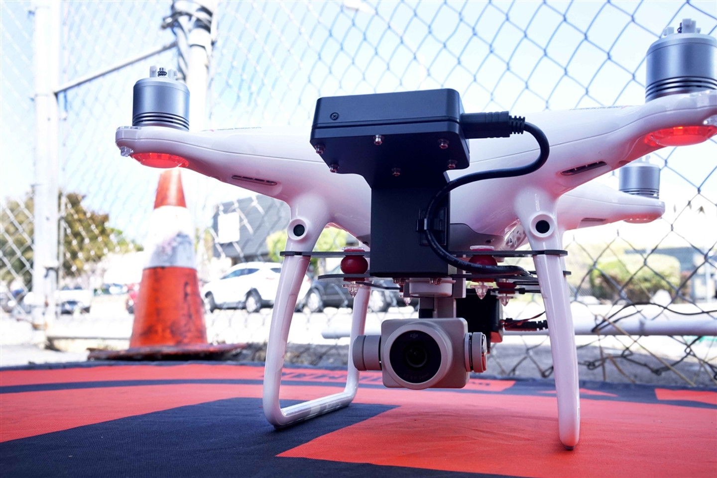 Phantom 4 Ag Mapping Package with Sony Multispectral Camera
