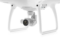 Phantom 4 Pro v2 with 2 Spare Batteries and Case