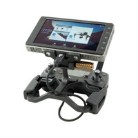 PolarPro CrystalSky Remote Mount for Mavic Remotes
