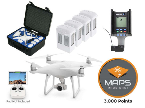 Phantom 4 Pro V2.0 Deluxe Mapping Bundle