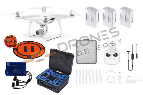 Phantom 4 v2.0 Go Anywhere Bundle