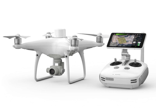 Phantom 4 RTK & D-RTK 2 Mobile Station Combo