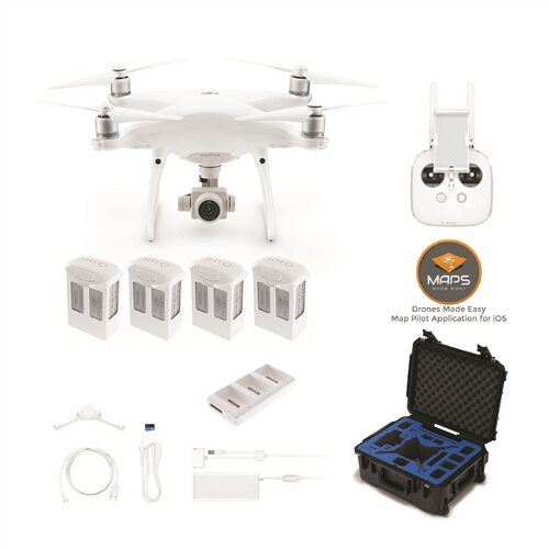 Phantom 4 Pro v2 Basic Mapping Bundle
