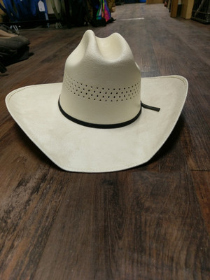 7 1/8 Laredo Straw Hat