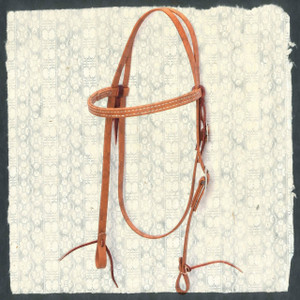 NEW Roughout Browband Headstall