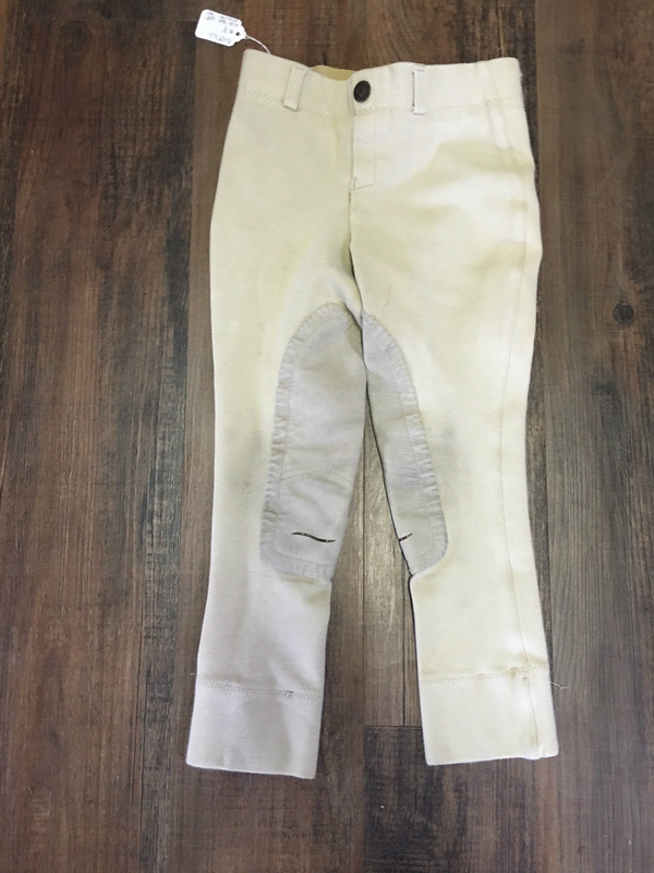 Sigma Children's Tan Breeches Size 6