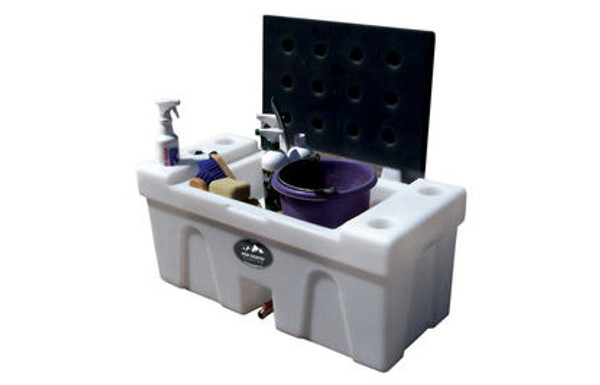 25 Gallon Bench Water Caddy