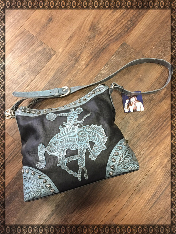 American West Buckaroo Purse NEW