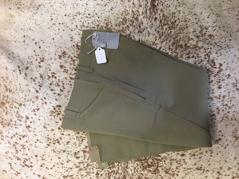 26 YOUTH BREECHES - OLIVE