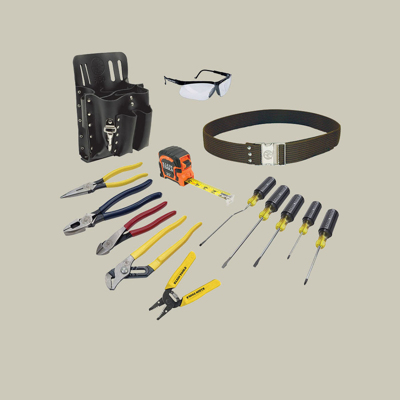 14 Piece Electrician Tool Set