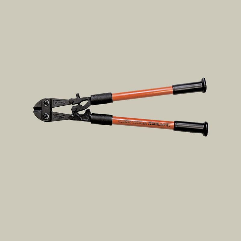 36-1/2'' Fiberglass Handle Bolt Cutter