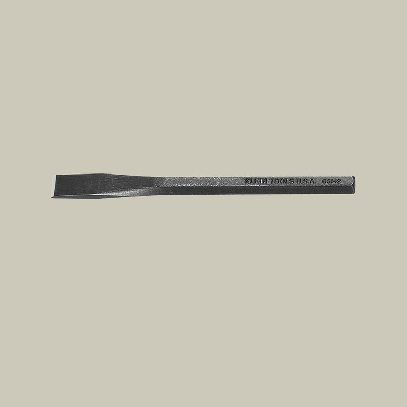 """Cold Chisel 5/8"""" Blade,  6 1/2"""" Length"""