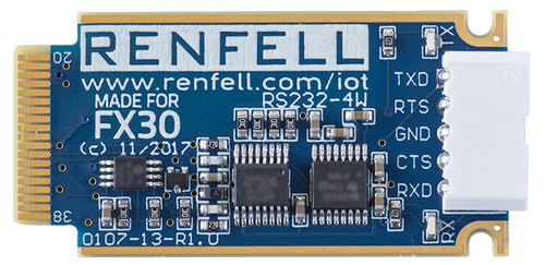 IoT Connector - RS232 4W - FX30
