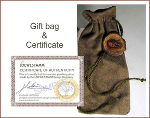 Lowestamm Gift Bag & Certificate