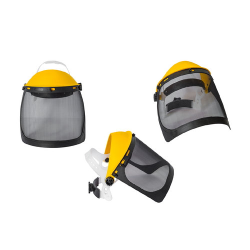 Clear Face Shield Medium