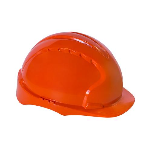 Safety Helmet Orange Medium