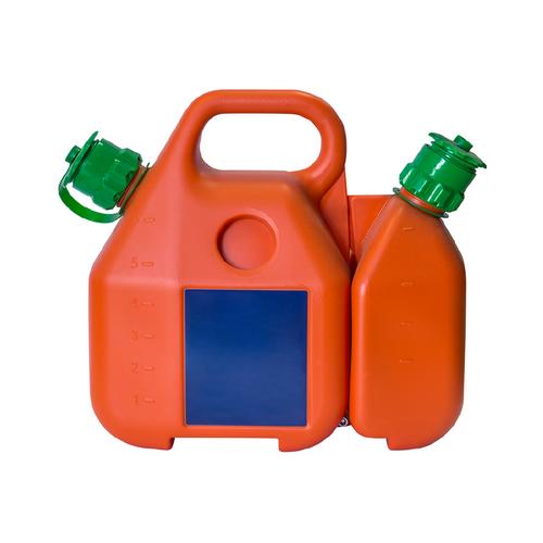 Dual Fuel Can Orange