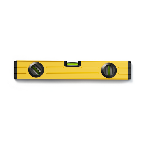 Box Spirit Level (L) 1.8m