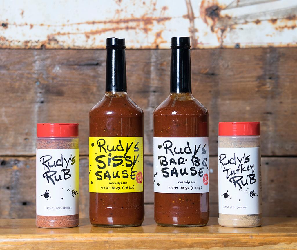 Rudy's Essentials