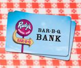 Rudy's E-Gift Card