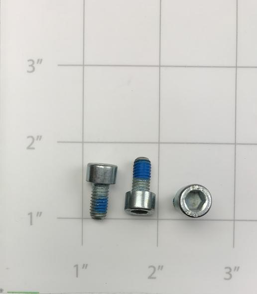 90-10128-00  -  BOLT, SOCKET HEAD ZINC M6 X 16