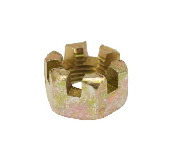 90-10053-00  -  NUT, CASTLE ZINC M14 X 1.5
