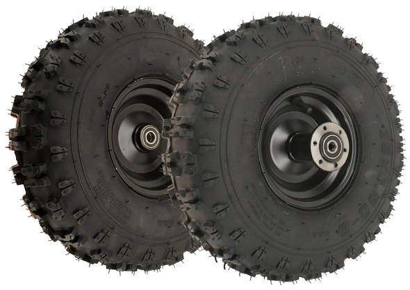 Cleat Tire and Steel Wheel Combo 15x5-6