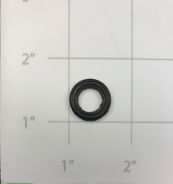 20-10024-00  -  GASKET, RUBBER OUTLET FITTING FUEL TANK ID 9.5 X 16.5 OD X 3 (COMPATIBLE WITH B80/B105)